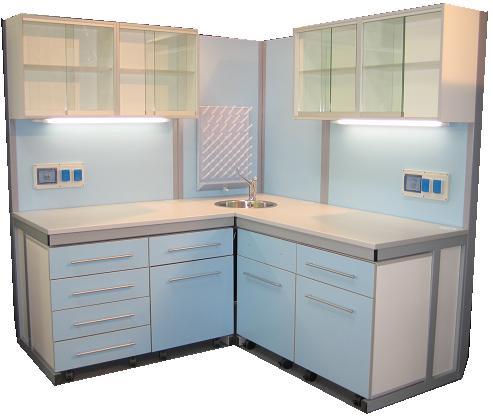 Armadietti laboratorio chimico casamia idea di immagine for Arredi da laboratorio